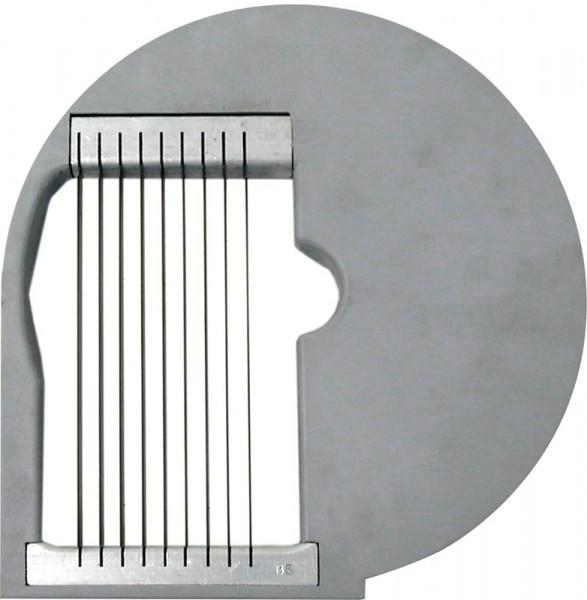 GAM Pommesscheibe B6, geeignet für Preis 6mm für ca. 6mm starke Pommes, Verwendbar nur in Verbindung