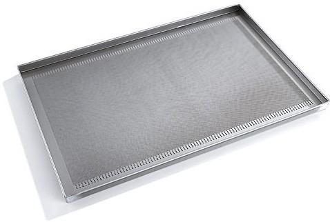 Aluminiumblech gelocht, 600x400 mm