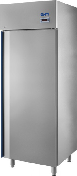 Edelstahl-Tiefkühlschrank BT