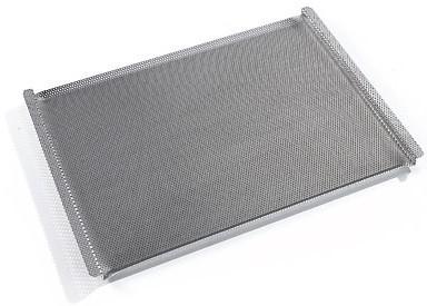 Aluminiumblech gelocht, 450x340 mm