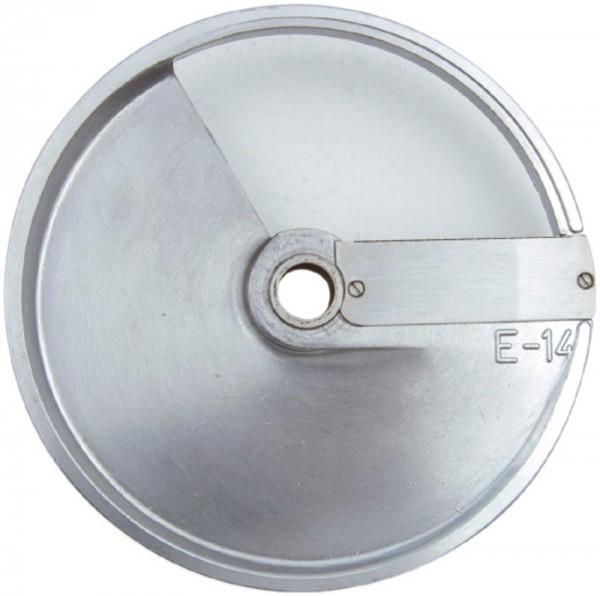 GAM Schneidescheibe E14, geeignet für zur Verwendung mit Würfelgitter D12+12, für Würfel mit 12mm un