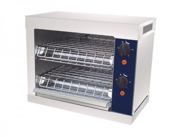 GAM Toaster und Überbacker T2