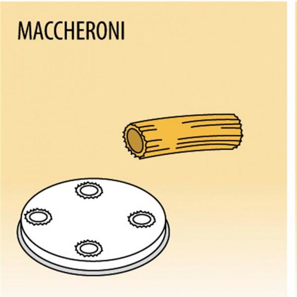 Einsatz Maccheroni für MPF Nudelmaschine