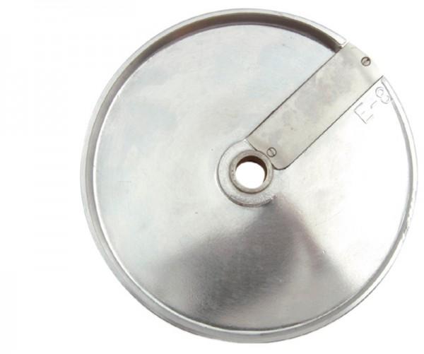 GAM Schneidescheibe E8, geeignet für zur Verwendung mit Würfelgitter D8+8, für Würfel mit 8mm und fü
