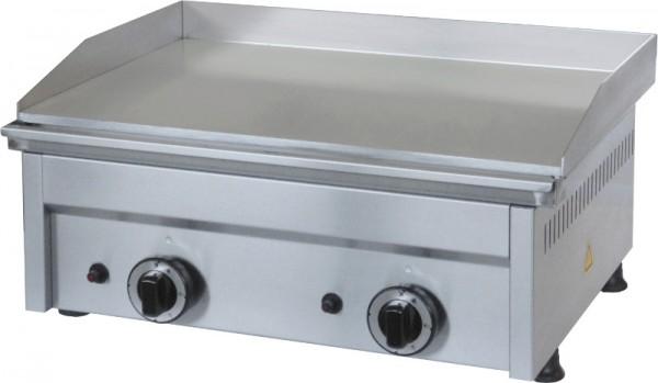 Gas-Grillplatte GR600L Glatt