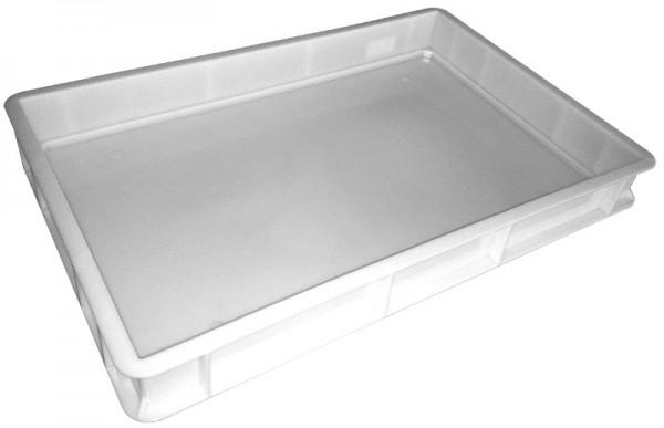 Pizzateigbehälter 60x40xH7 cm