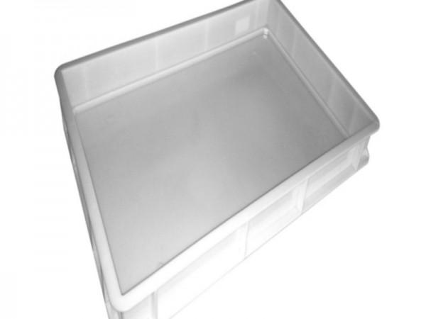 Pizzateigbehälter 40x40xH10 cm