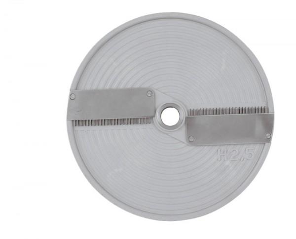 GAM Stäbchenscheibe H2,5, geeignet für Julienneschnitt 2,5mm