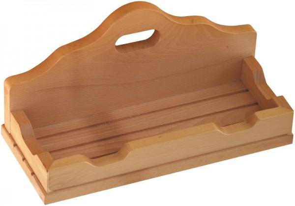 Schaufel-Holzgestell