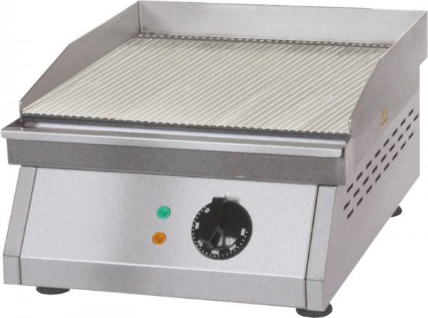 Elektro-Grillplatte GH400L Gerillt